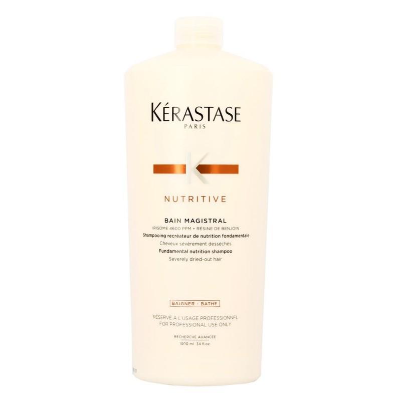 Kerastase nutritive bain magistral shampoo 1000 ml for Kerastase bain miroir 2 shampoo