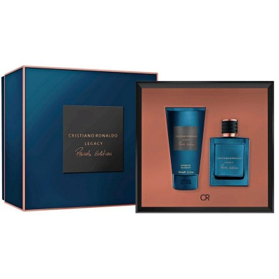 Cristiano Ronaldo Legacy Private Edition EDP & Shower Gel 50 ml + 150 ml