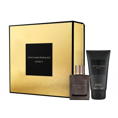 Cristiano Ronaldo Legacy EDT & Shower Gel 50 ml + 150 ml