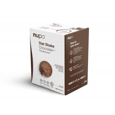 Nupo Kickstart Diet Shake Chocolate 384 g