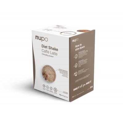Nupo Kickstart Diet Shake Caffe Latte 384 g