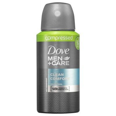 Dove Men +Care Clean Comfort Deospray 75 ml