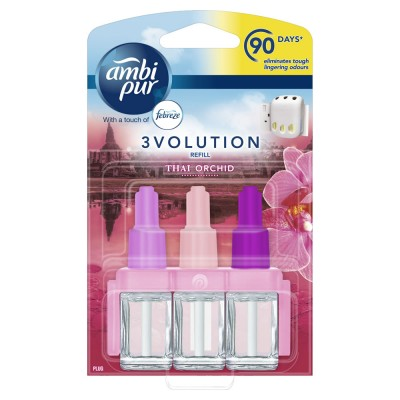 Ambi Pur 3Volution Thai Orchid Plug In Refill 20 ml