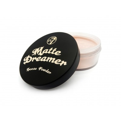 W7 Matte Dreamer Loose Powder 20 g