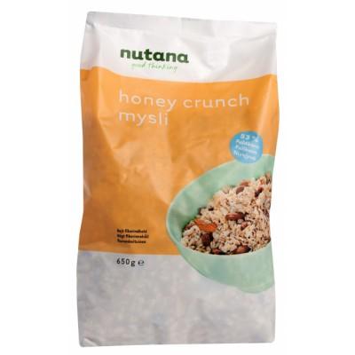Nutana Honey Crunch Mysli 650 g