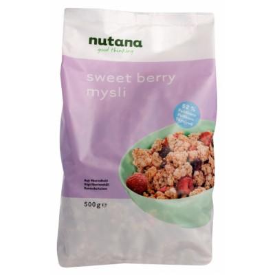 Nutana Sweet Berry Mysli 500 g