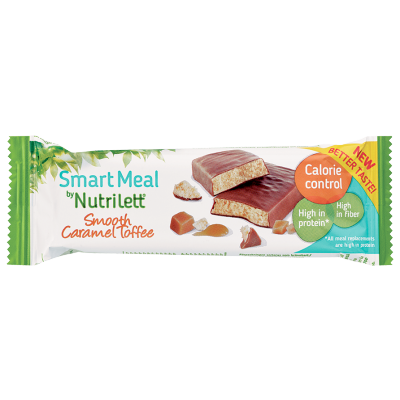 Nutrilett Smooth Caramel Bar 56 g