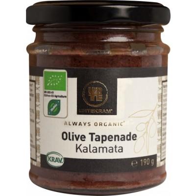 Urtekram Olive Tapenade Kalamata Øko 190 g