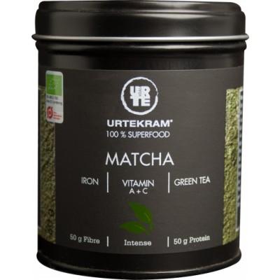 Urtekram Matcha Pulver Øko 60 g