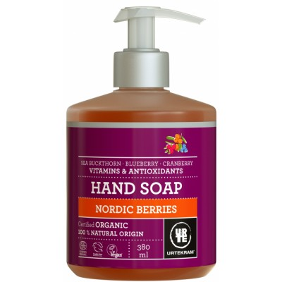 Urtekram Nordic Berries Hand Soap 380 ml