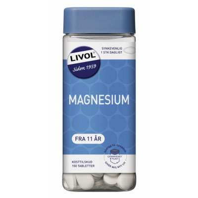 Livol Mono Normal Magnesium 150 st
