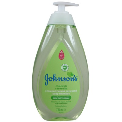 Johnson's Baby Shampoo Camomile 750 ml