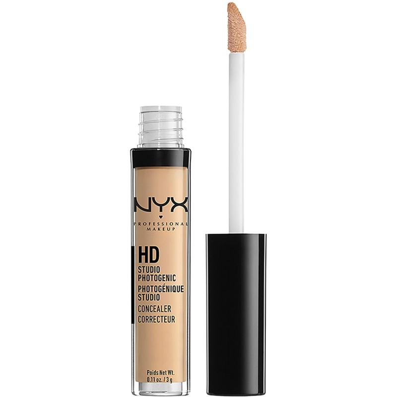 NYX HD Photogenic Concealer Sand Beige 3 g - £2.45