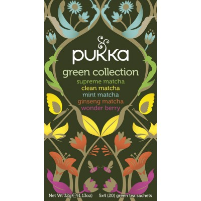 Pukka Green Collection Tea Eco 20 sachets