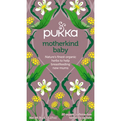 Pukka Motherkind Baby Tea Eco 20 sachets