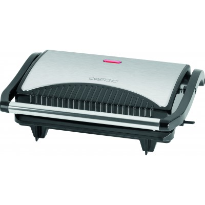 Clatronic MG 3519 Bordgrill Sort 1 stk