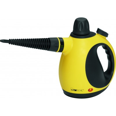 Clatronic DR 3653 Steam Cleaner Yellow 1 pcs + 9 pcs