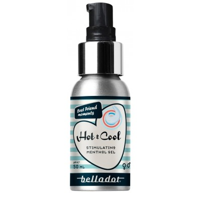 Belladot Hot & Cool Stimulating Menthol Gel 50 ml