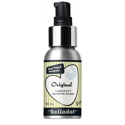 Belladot Original Silicone Based Lubricant 50 ml