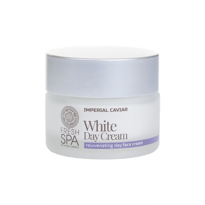 Natura Siberica Imperial Caviar White Rejuvenating Day Cream 50 ml