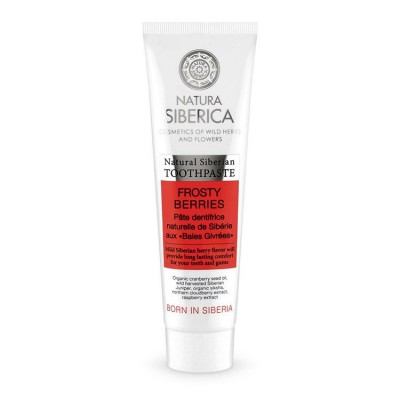 Natura Siberica Frosty Berries Toothpaste 100 g