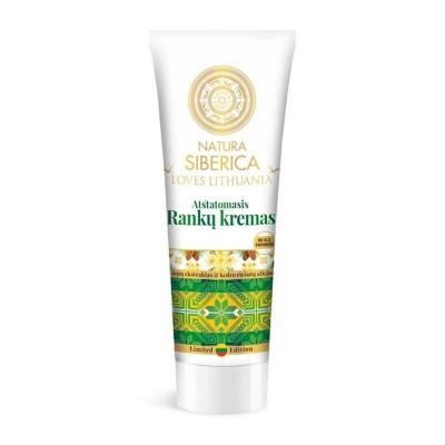 Natura Siberica Loves Lithuania Repairing Hand Cream 75 ml