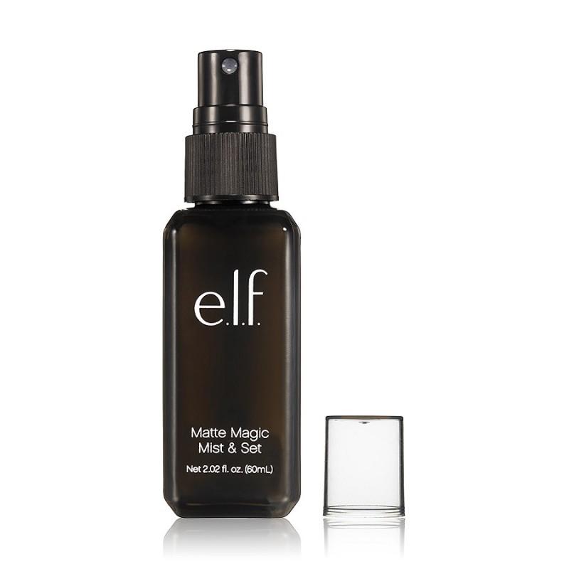 Elf makeup fixing spray