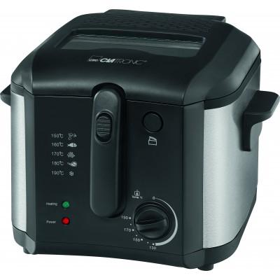 Clatronic FR 3649 Deep Fryer Black 1 st