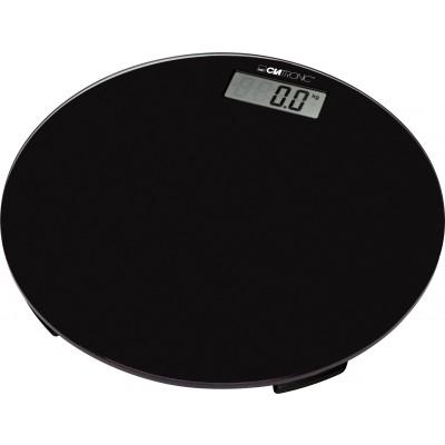 Clatronic PW 3369 Bathroom Scale Black 1 stk