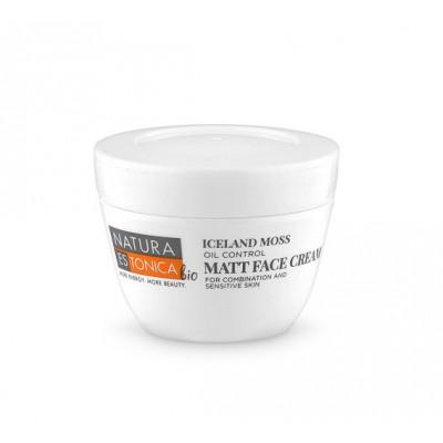 Natura Estonica Bio Iceland Moss Matt Face Cream 50 ml