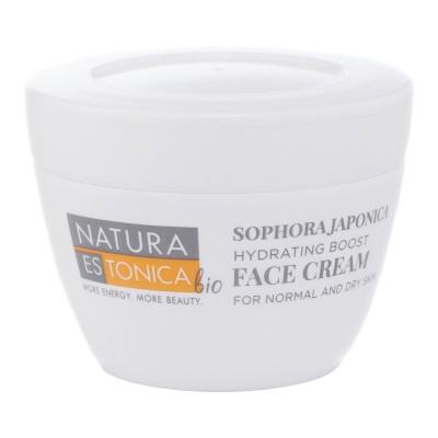 Natura Estonica Bio Sophora Japonica Hydrating Face Cream 50 ml