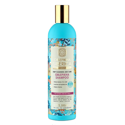 Natura Siberica Oblepikha Deep Cleansing Shampoo 400 ml