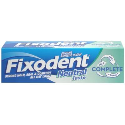 Fixodent Neutral Denture Adhesive Cream 47 ml