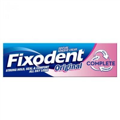 Fixodent Original Denture Adhesive Cream 47 ml