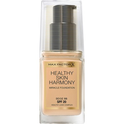Max Factor Healthy Skin Harmony Foundation 55 Beige 30 ml