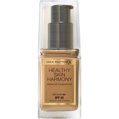 Max Factor Healthy Skin Harmony Foundation 80 Bronze 30 ml