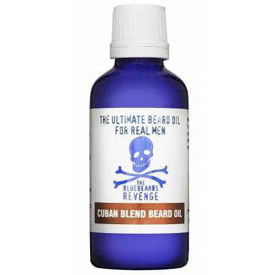 The Bluebeards Revenge Cuban Blend Beard Oil 50 ml