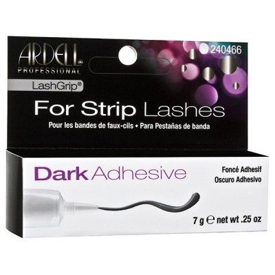 Ardell LashGrip Adhesive Lash Glue For Strip Lashes Dark 7 g