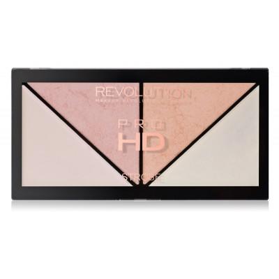 Revolution Makeup Pro HD Strobe Highlighter Palette 14 g