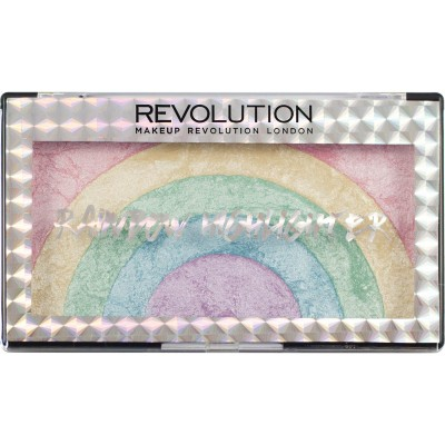 Revolution Makeup Rainbow Highlighter 10 g