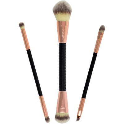 Revolution Makeup Flex Brush & Go Brush Set 3 stk