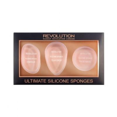 Revolution Makeup Ultimate Silicone Sponges 3 Pcs 163 7 25
