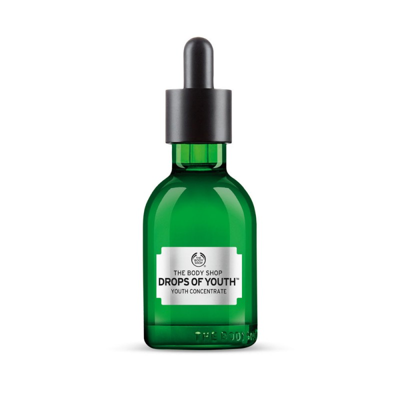 Body Shop Drop Of Light Day Cream Review: The Body Shop Drops Of Youth Concentrate 30 Ml