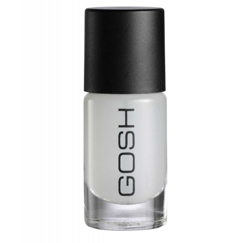GOSH Nail Lacquer 600 Matt Effect Top Coat 8 Ml