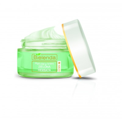 Bielenda Green Tea Mattifying Day Cream 50 ml