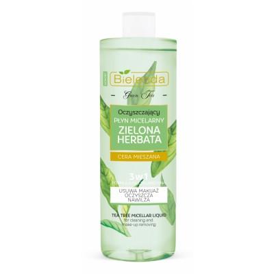 Bielenda Green Tea 3in1 Micellar 500 ml