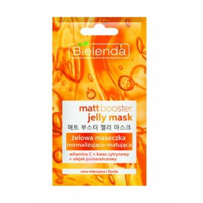 Bielenda Matt Booster Jelly Mask 8 g