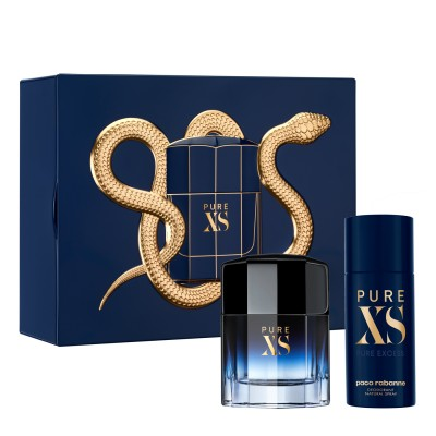 Paco Rabanne Pure XS EDT & Deospray 100 ml + 150 ml