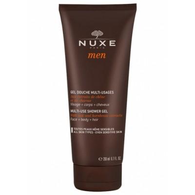 Nuxe Men Multi-Use Shower Gel 200 ml