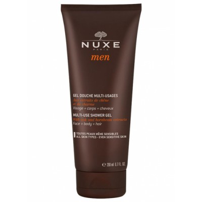 Nuxe Men Multi-Use Shower Gel 200 ml